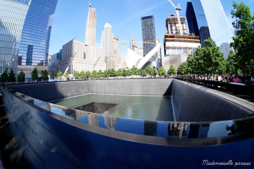 4 - Mademoiselle paresse - 9-11 Memorial