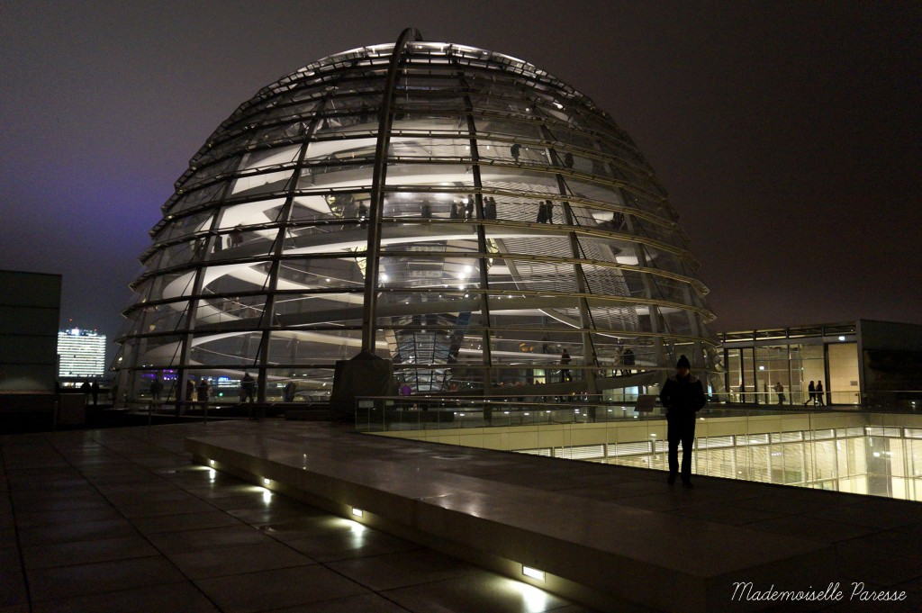Mademoiselle Paresse Berlin Reichstag 1