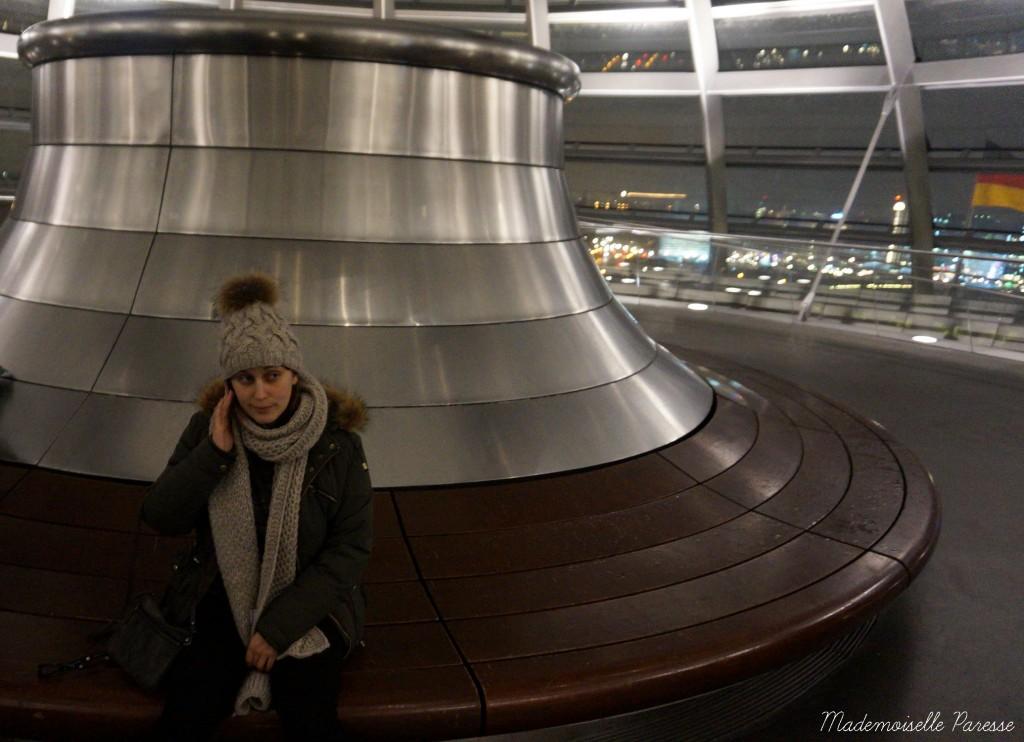 Mademoiselle Paresse Berlin Reichstag 3