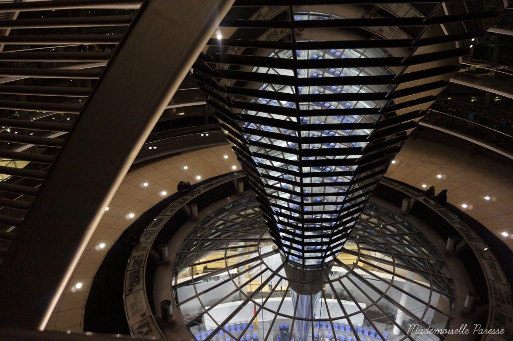 Mademoiselle Paresse Berlin Reichstag 4