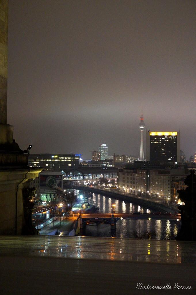Mademoiselle Paresse Berlin Reichstag 7