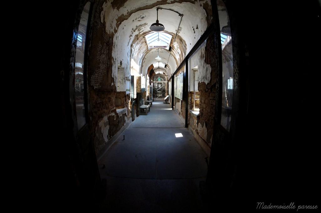 Mademoiselle paresse Philadelphie Penitentiary 1