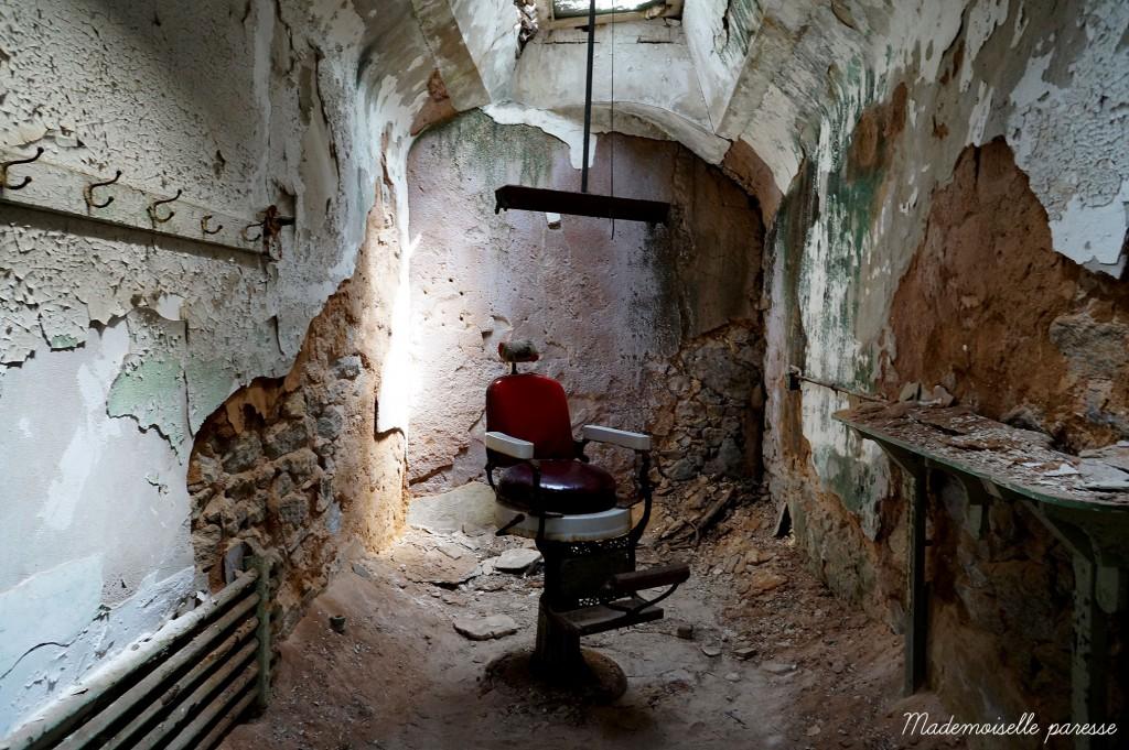 Mademoiselle paresse Philadelphie Penitentiary 2