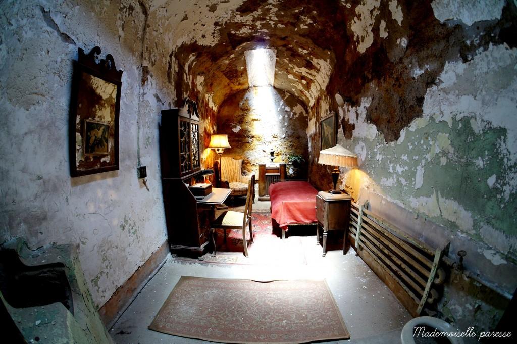 Mademoiselle paresse Philadelphie Penitentiary 6