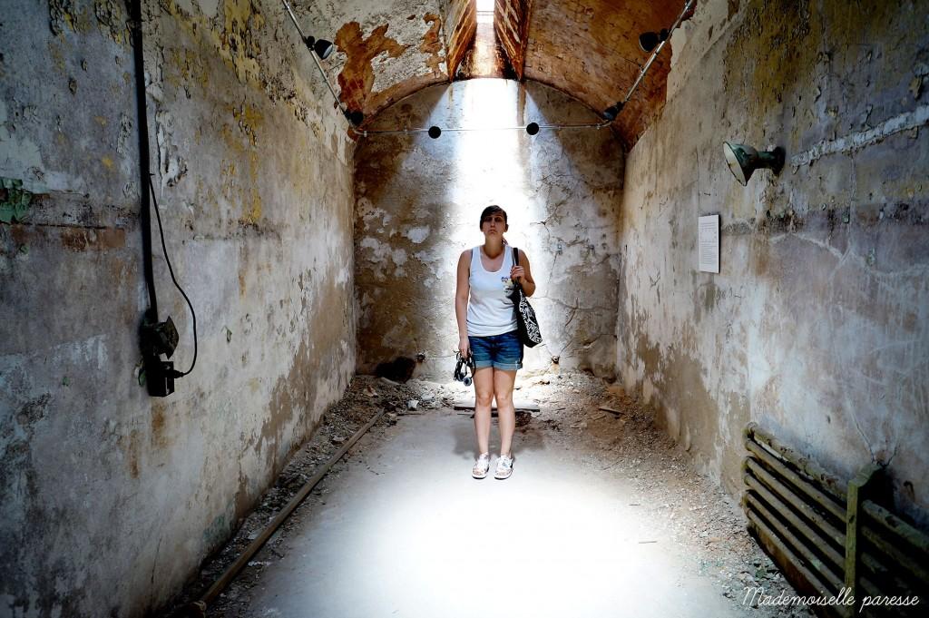 Mademoiselle paresse Philadelphie Penitentiary 7