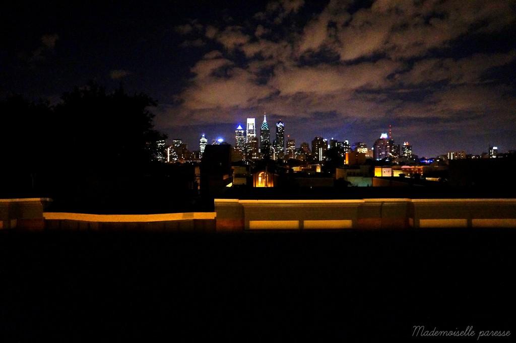 Mademoiselle paresse Philadelphie rooftop 5