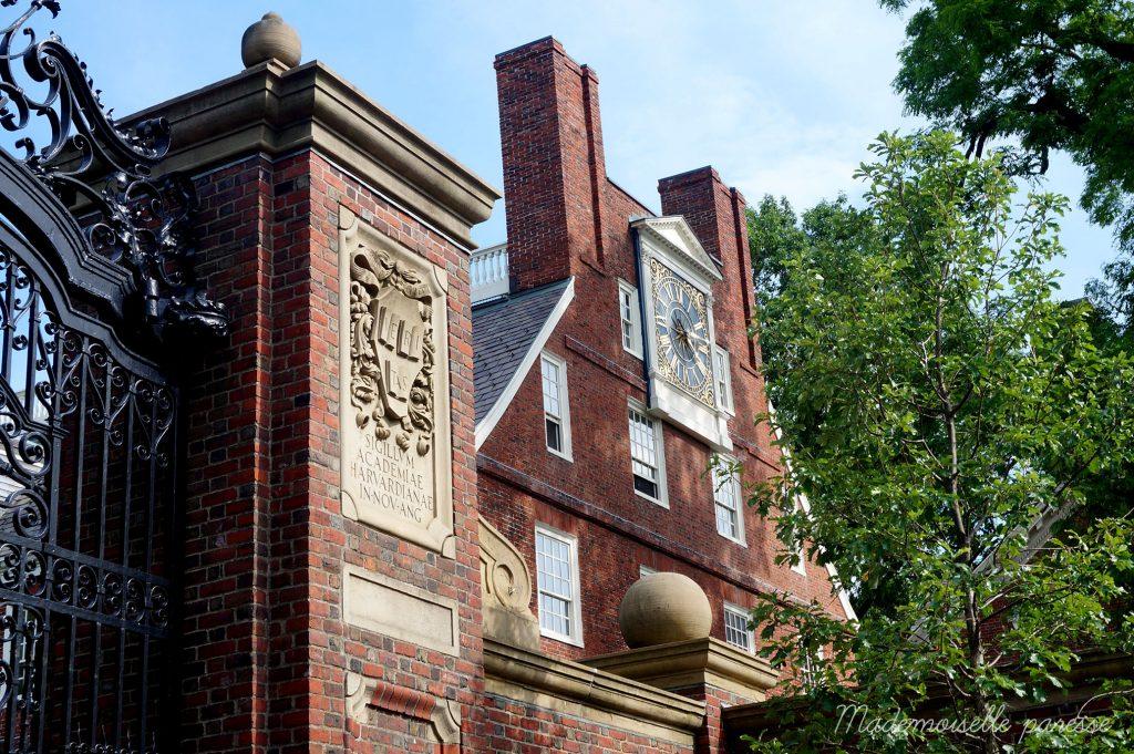 Mademoiselle paresse - Boston Harvard